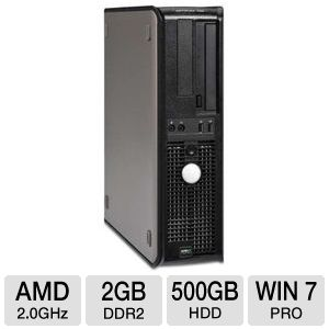 Dell Optiplex 740 Desktop PC (Off-Lease)