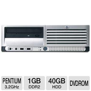 HP DC5100 Refurbished Desktop PC