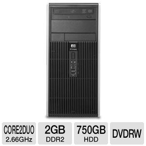 HP DC7900 Refurbished Desktop PC