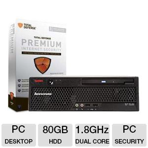Lenovo ThinkCentre M57 Desktop PC Bundle
