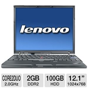 Lenovo ThinkPad X61 Notebook PC