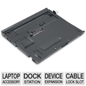 Lenovo Ultra Dock DVDRW for X60/X61 Tablets