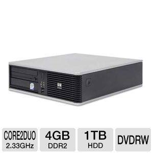 HP Core 2 Duo E6550 Desktop PC (Off Lease)