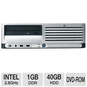 HP Compaq dc7100 Pentium 4 40GB HDD Desktop PC