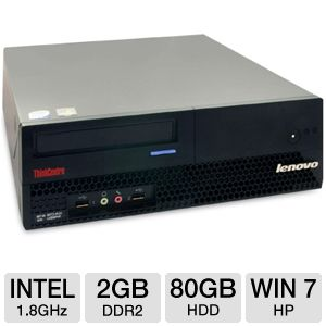 Lenovo IBM ThinkCentre M57 Dual-Core 80GB Desktop