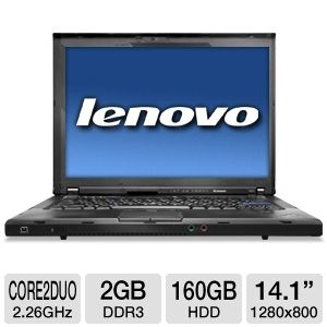 Lenovo ThinkPad T400 Notebook PC