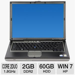 "Dell Latitude D630 14.1"" Core 2 Duo Notebook"