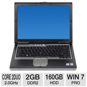 "Dell Latitude 630 14.1"" Core 2 Duo 160GB Notebook"