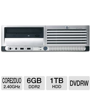 HP DC7700 SFF Refurbished Desktop PC