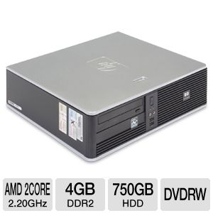 HP Compaq Small Form Factor PC