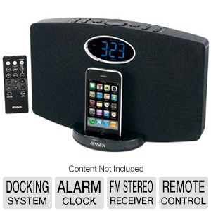 Jensen JIMS-211I iPod Docking Digital Music System