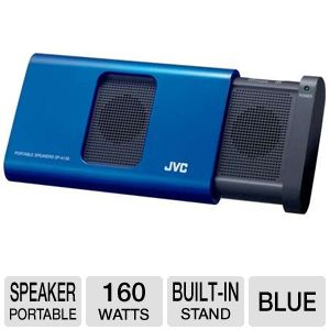 JVC SPA130A Portable Compact iPod Speaker