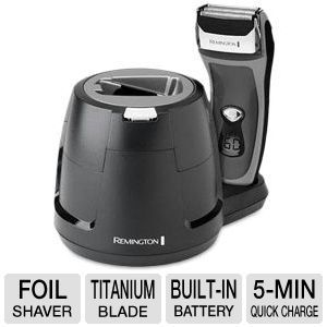 Remington Advanced Clean System PowerClean Shaver