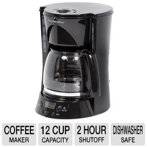 Proctor-Silex 12 Cups Programmable Coffee Maker