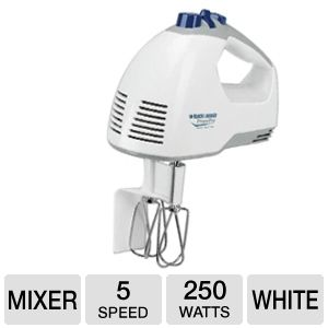 Black &amp; Decker MX300 PowerPro 250-Watt Mixer