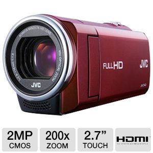 JVC GZ-E10RUS Digital Camcorder