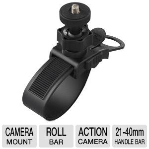 JVC Roll Bar Mount for GCXA1 Action Camera