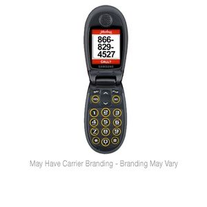 Jitterbug J SPHA310DAA Pre Paid Cell Phone