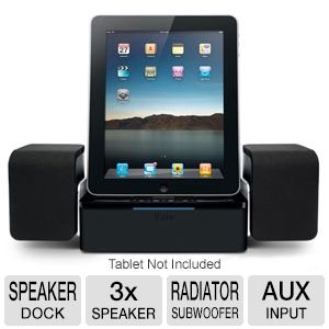 iLuv iMM747 Audio Cube Speaker Dock