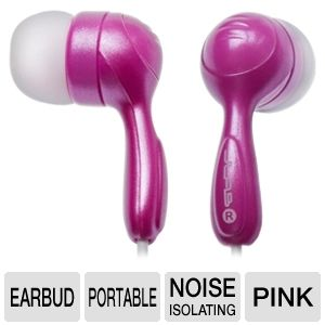 Jlab Classic Noise Isolating Earbuds