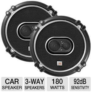 "JBL GTO638 6.5"" Grand Touring Series Loudspeaker"