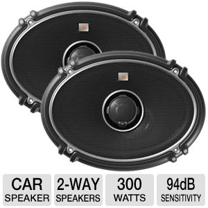 JBL GTO928 6&quot; x 9&quot; Grand Touring Series Loudspeakr