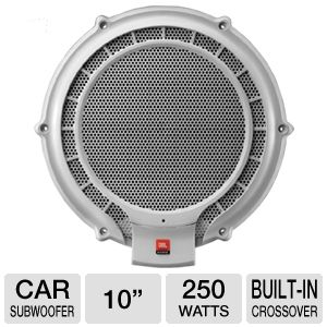 JBL MPS1000 Powered Marine Subwoofer