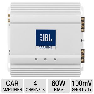 JBL MA6002 Full-Range Marine Amplifier