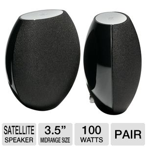 JBL CS400SATBG CS480 Satellite Speakers