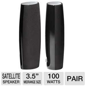 JBL CS600SATBG Satellite Speakers