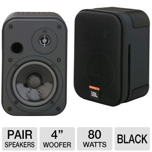 JBL Control One BookShelf Speakers