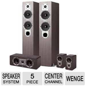 Jamo S426HCS3 Home Theater Speaker System