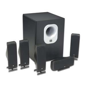 JBL SCS500.5 SCS Series Home Theater Speaker Syste