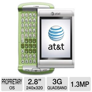 AT&T Quickfire Unlocked GSM Cell Phone