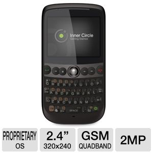 HTC Snap S523 Unlocked GSM Cell Phone