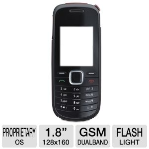 Nokia 1661 Unlocked GSM Cell Phone