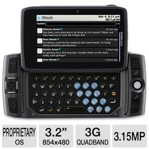 T-Mobile Sidekick LX 2009 Unlocked GSM Cell Phone
