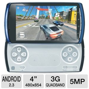 Sony Ericsson Xperia Play Unlocked GSM Cell Phone