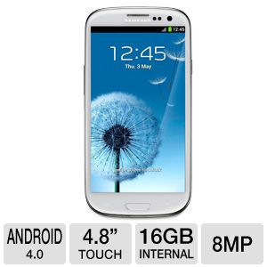Samsung I9300 Galaxy SIII Unlocked Cellphone