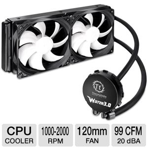 ThermalTake Water 3.0 Extreme CPU Liquid Cooler
