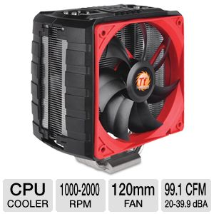 ThermalTake NiC C5 CPU Cooler
