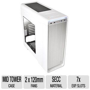 Thermaltake Urban S31 Snow Edition Computer Case