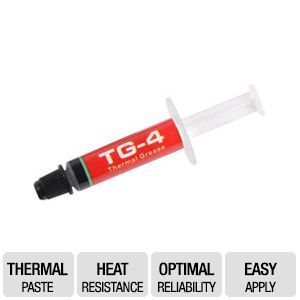 Thermaltake TG-4 High Performance Thermal Grease