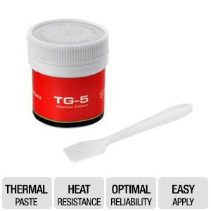 Thermaltake TG-5 High Performance Thermal Grease