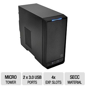 Thermaltake Urban S1 Micro ATX Case