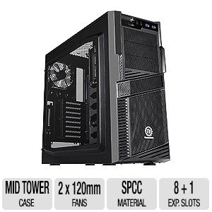 Thermaltake Commander G42 ATX Mid Tower Case