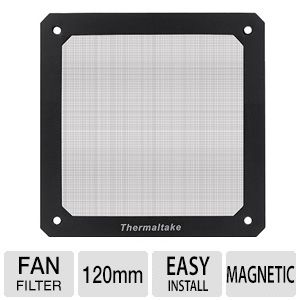 Thermaltake Matrix 120MM – Magnetic Fan Filter