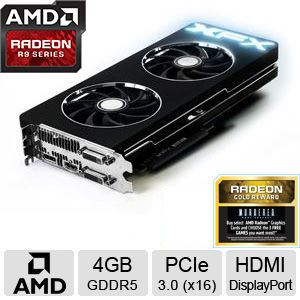 XFX Radeon R9 290X Double Dissipation Video Card