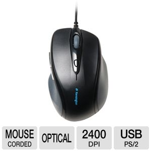 Kensington K72369US Pro Fit Full-Size Mouse