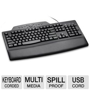 Kensington Pro Fit Comfort Wired Keyboard